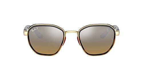 Ray-Ban Unisex 0RB3674M Sonnenbrille, F029A2, 51