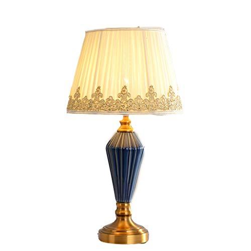 Lampe de table en céramique salon étude chambre lampe de table de chevet