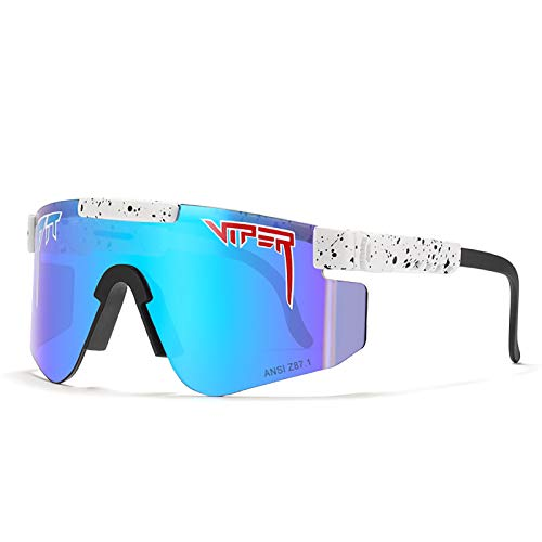 Gafas Deportivas, Gafas a Prueba de Viento para Exteriores, Gafas de Sol Polarizadas con Protección UV400 para Béisbol, Correr, Ciclismo,11