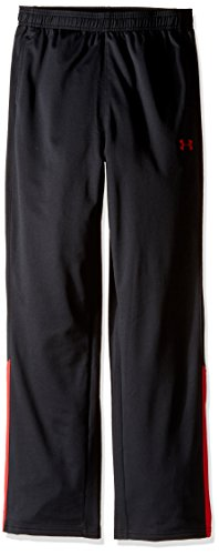 Under Armour Jungen Fitness-Hosen & Shorts, Blk, YLG