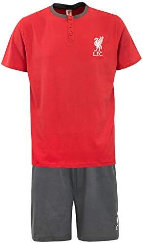 Liverpool FC Pijama para Hombre Club de fútbol