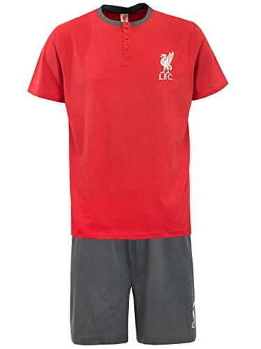 Liverpool FC Pijama para Hombre Club de fútbol Size Small
