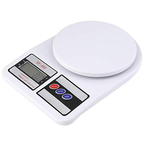 Flyson™ Electronic Digital Kitchen Scale, Kitchen Scale Digital Multipurpose, Weight Machines for Kitchen, Weight Machine, Weight Scale Kitchen, Kitchen Weight Machine Digital