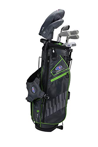 US Kids Golf Ultra Light 2020 57 inch 5 er Set mit Bag