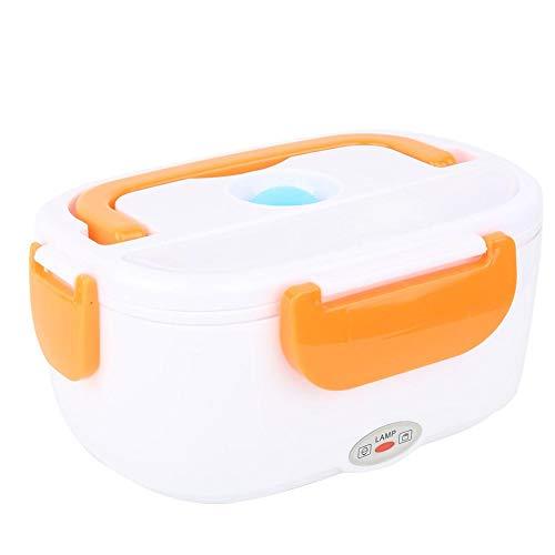 Wifehelper Thermosspeisebehälter Tragbare Elektrische Heizung Lunchbox...
