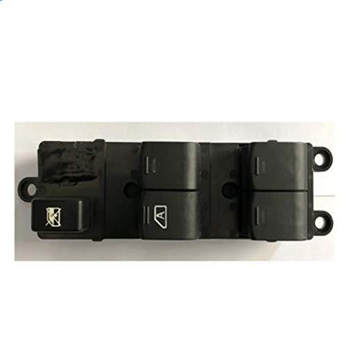 LXRZLS Ventilador eléctrico de la Ventana del Levantador de la Ventana Vehículos de vehículos 25401-JD001 para Nissan Qashqai J10 2.0 DCI 4WD Navara D40