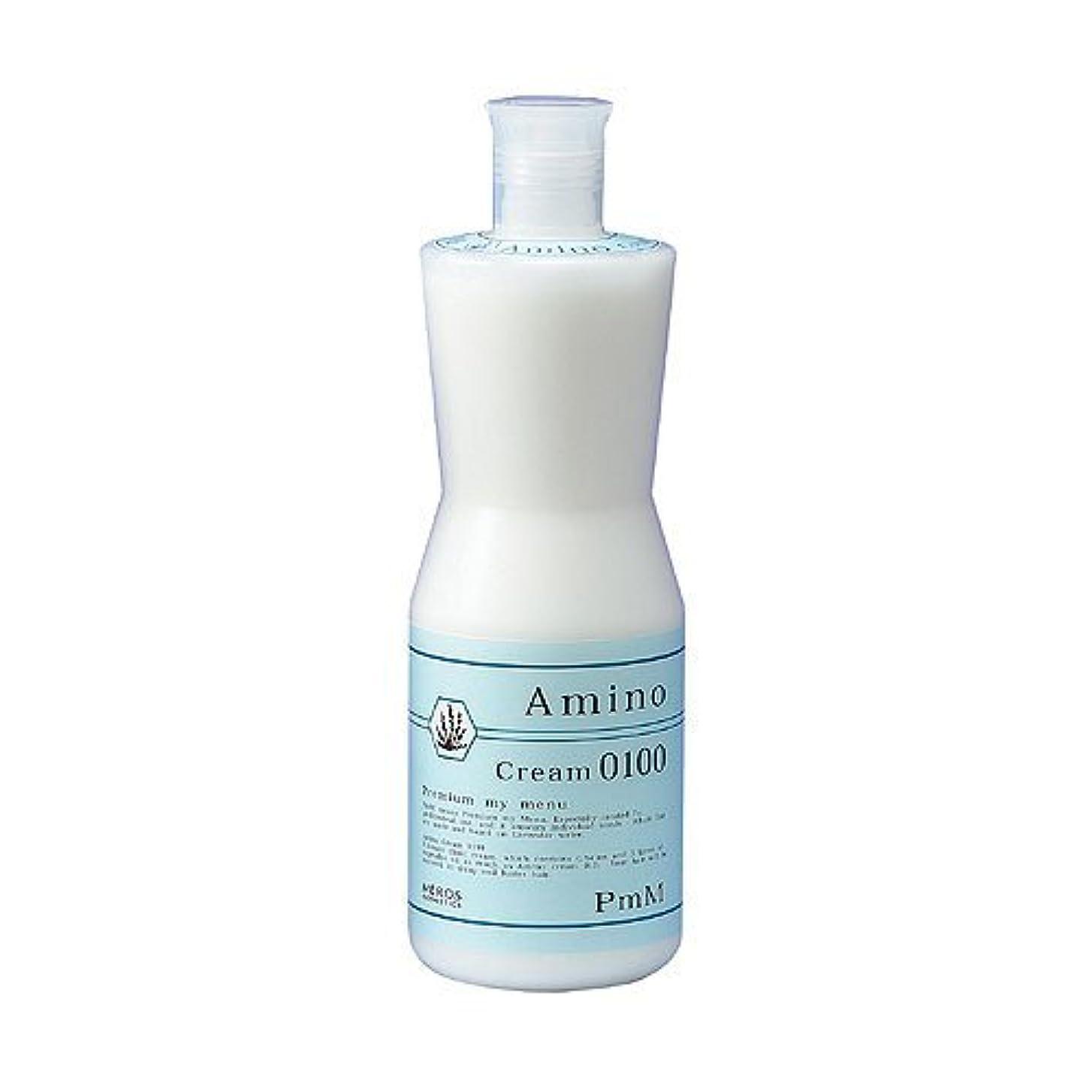 香ばしいモジュールコントロールメロスコスメティックス PmM アミノクリーム0100(しっとりタイプ) 1000g