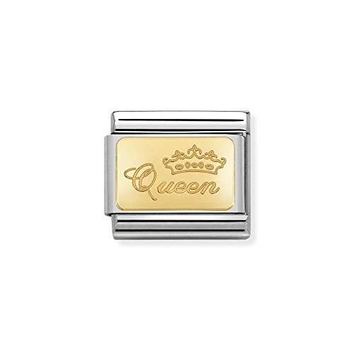 Nomination Women Stainless Steel Bead Charm - 030121/49