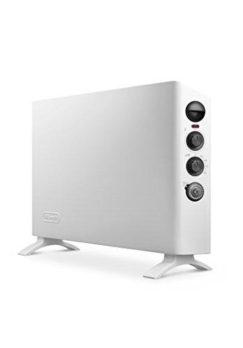De Longhi - Mod. HSX3320FTS - elektrischer Konvektor mit schlankem Design, Weiß