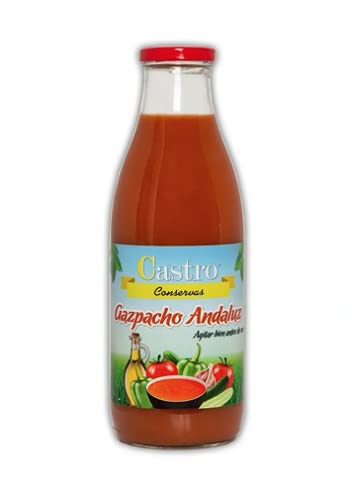 Gazpacho Andaluz Natural Artesano 1 Litro