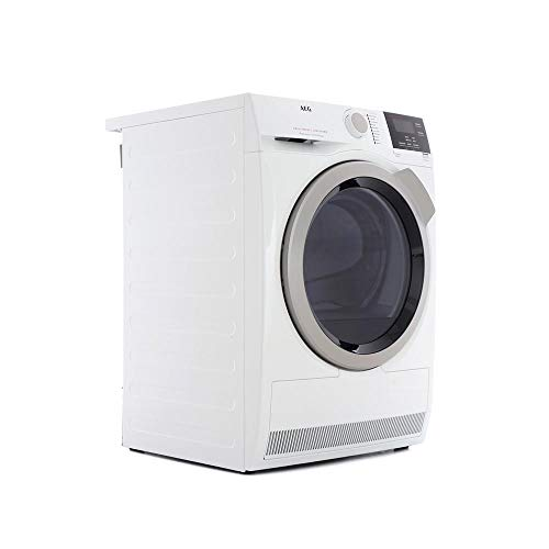 AEG T6DBG822N 6000 Series 8kg ProSense Freestanding Condenser Tumble Dryer - White