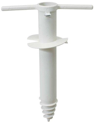 Rio Brands XCB202CB-01 Sand Anchor, White