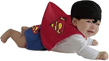 infant superman cape