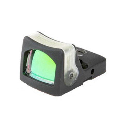 Trijicon RM08A RMR 12.9 MOA Dual-Illuminated Amber Triangle Sight,Black
