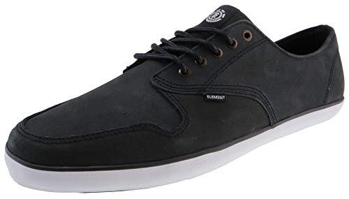 Element Topaz Premium Skaterschuhe Black Bronze, Groesse:44.0_US 10.5_uk09.5_cm28.5