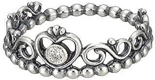 Ring for Women by Pandora, Size 54 EU, Silver, 190880CZ-54