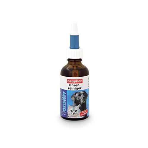 Beaphar - Sensitiv Ohrenreiniger Hund und Katze - 50 ml