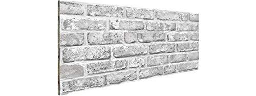 3D Brick Effect Wall Panels Decorative Wall Ceiling Tiles CLADDING POLYSTYRENE Panel Tile 50x100cm (DL115)