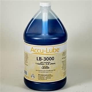 Accu-Lube LB3000 Moderate Duty MQL Lubricant; One Gallon