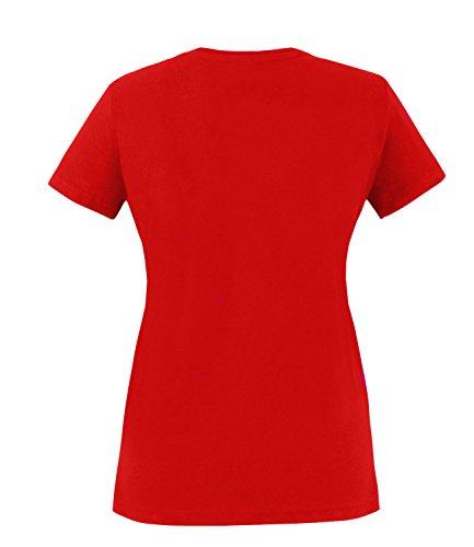 EZYshirt® Thai Boxing Evolution Damen Rundhals T-Shirt Abbildung 2