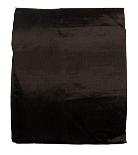 8–Fuß Rip beständig Pool Tisch Billard Bezug, mehrere Farben erhältlich, G-CL8-Black, Schwarz, 2,4 m
