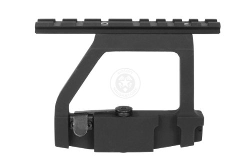 SALE! AK Scope Mount Tactical Heavy Duty Scope Mount Base Saiga 47
