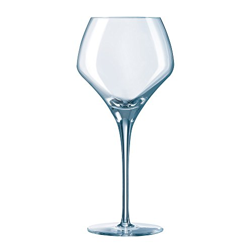 Chef Et Sommelier - Verre A Vin Round 37 Cl Chef & Sommelier Gamme Open Up - M : 95 Mm - H : 210 Mm - P : 190 G