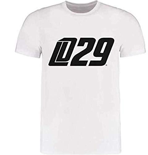 Scallywag® Eishockey T-Shirt Leon Draisaitl LD29 I Größen XS - 3XL I A BRAYCE® Collaboration (offizielle LD29 Kollektion vom NHL Edmonton Oilers Star) (M)
