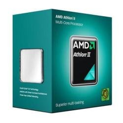 AMD ADX640WFGMBOX - Procesador CPU AMD AM3 Athlon II X4 640 (4X 3,0 GHz)