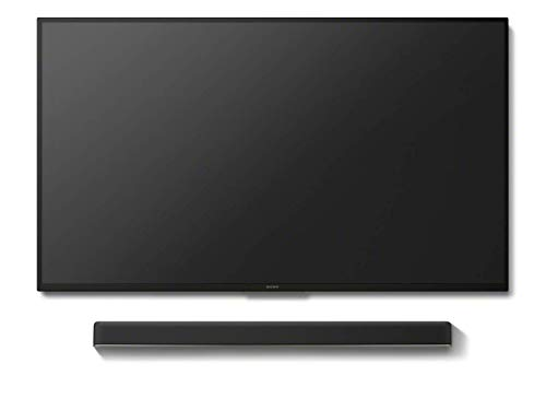 Sony HT-X8500 2.1 Kanal Dolby Atmos Soundbar (4K HDR, Surround Sound, Bluetooth, integrierter Subwoofer, DTS:X) schwarz