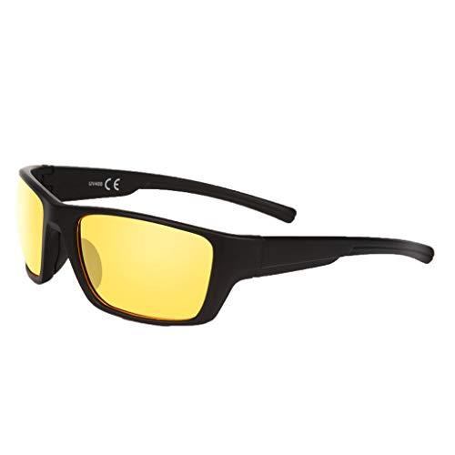 Jumaocio Sunglasses Women Men Outdoor Sports Riding non-polarized Adult Eyewear(D)
