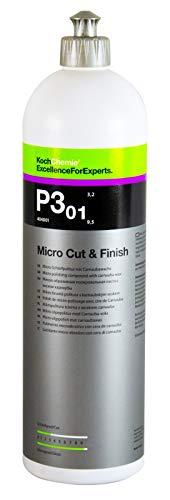 Koch Chemie P3.01 Micro Cut & Finish Glanzpolitur Autopolitur Politur 1 L Liter