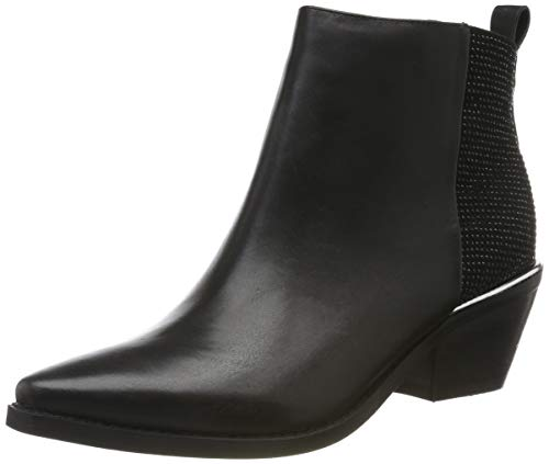 Guess Nishe/Stivaletto (Bootie)/Leat, Botines Mujer