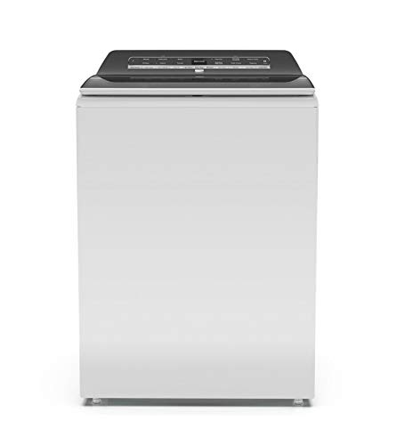 """Kenmore 28"""" Top-Load Washer with Triple Action Agitator and 5.2 Cubic Ft. Total Capacity, White"""