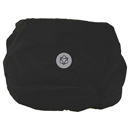 AGU Performance Regenhoes Fietstas - Raincover voor kleinere stuurtassen - Maat XS - Zwart