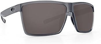Costa Del Mar Rincon Grey 580P Square Sunglasses