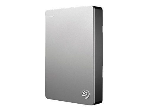 Seagate Backup Plus Portable for Mac 4TB External Hard Drive HDD – USB 3.0, 2 Months Adobe CC Photography (STDS4000400)