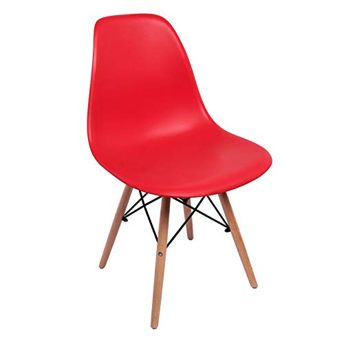 Regalos Miguel - Sillas Comedor - Silla Tower Basic - Rojo -