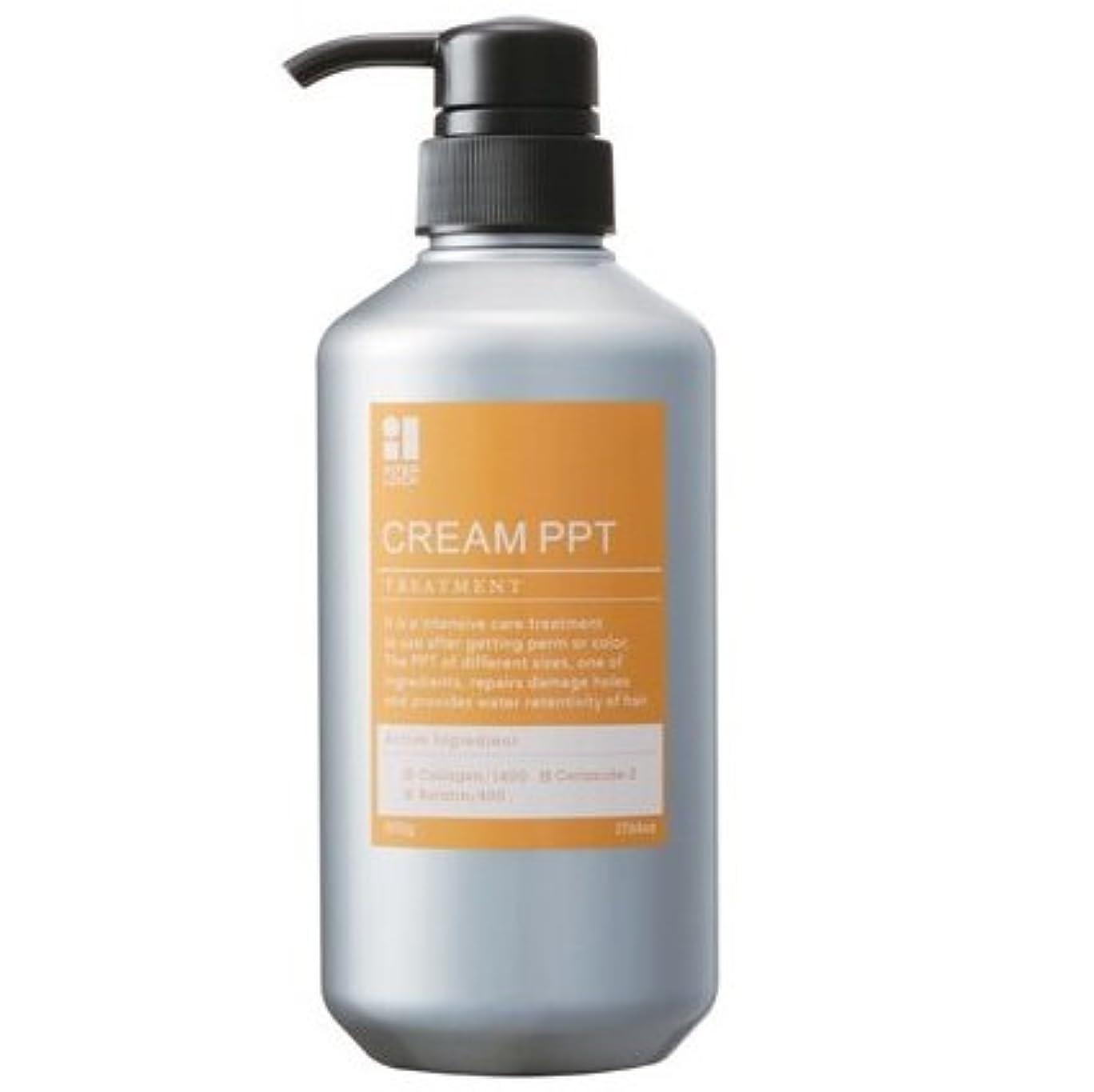 寸前ポジティブ尋ねる香栄化学 クリーム PPT S(トリートメント) 500g ポンプ