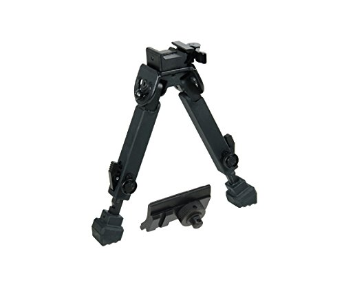 UTG Rubber Armored Bipod