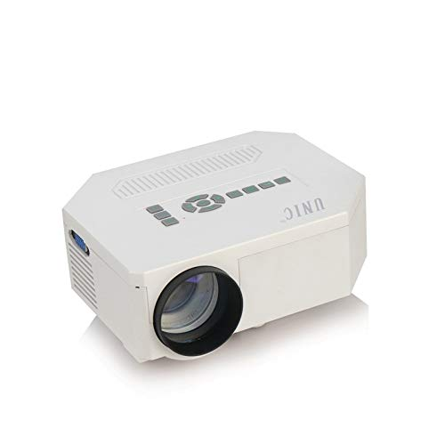 ZCCZ-AA UC30 HD casa Miniatura 1080p Mini Juguete proyector...