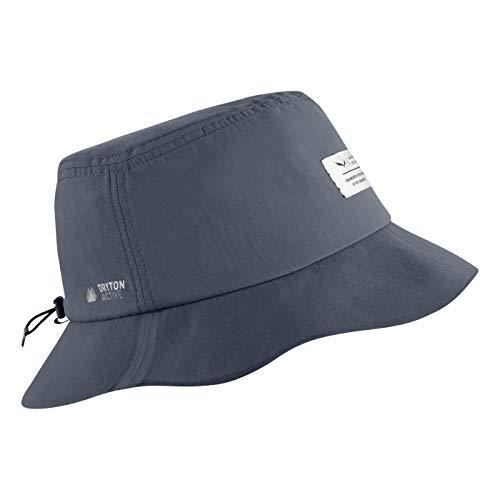 Salewa FANES 2 Brimmed HAT Hüte, Ombre Blue, M/58