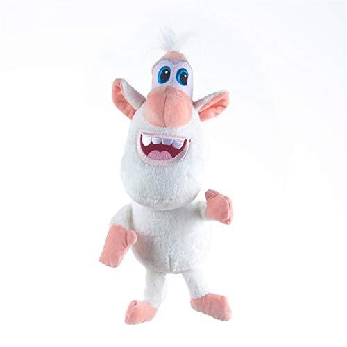 Liandan Juguetes de Peluche Rellenos de la muñeca Animales Estatuilla Juguetes - Regalo de cumpleaños del Juguete pequeña Cerdo Blanco Cooper Juguete de Felpa Juguetes de la Felpa