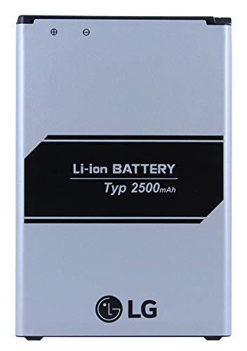 Batteria per LG K8 (2017), batteria di ricambio agli ioni di litio BL-45F1F con 2500 mAh, accessori originali LG, incluso displaypad