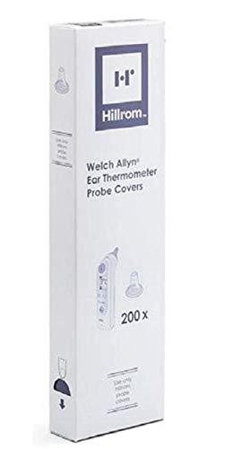Thermoscan Braun Ersatzsondenabdeckung für Thermometer, 150 g (4er Pack)