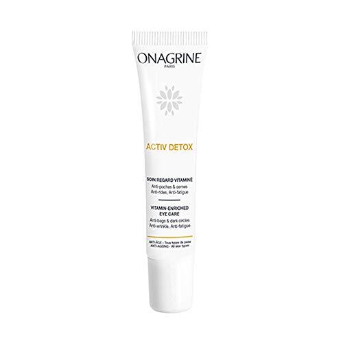 Onagrine Activ Détox Soin Regard Vitaminé 15 ml