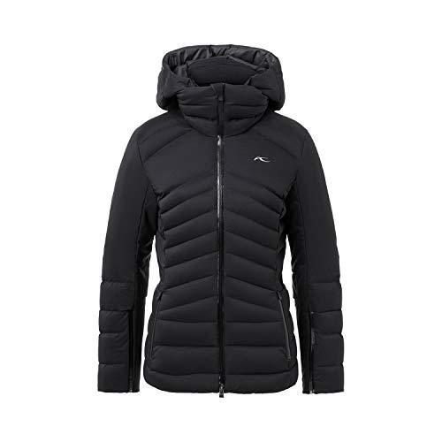 KJUS Women Duana Jacket Schwarz, Damen Dermizax™ Isolationsjacke, Größe 36 - Farbe Black