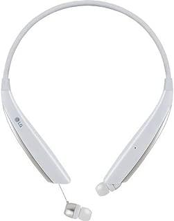 LG HBS-830 Tone Ultra Stereo Bluetooth Headset - White - Retail