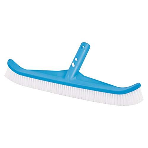 Abset Cepillo para limpieza de piscinas, resistente al desgaste, para bañeras de piscina, paredes, baldosas, etc.