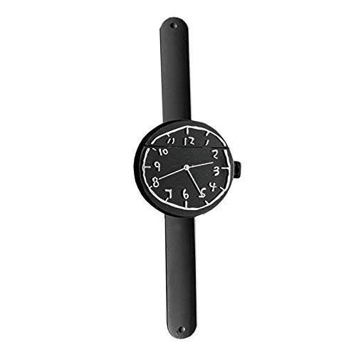 Funda protectora para AirPods For AirPod 2 Caja de reloj 3D de dibujos animados suave Banda correa de reloj pulsera de Deporte casos de silicona for el caso de Ap Airpods cubierta linda del Funda-corr